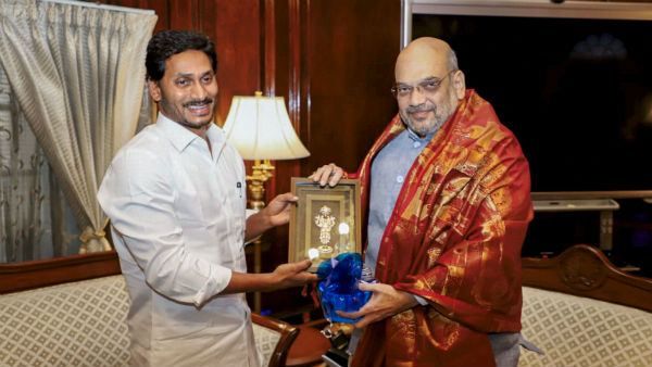 Andhra Pradesh Jagan Reddy Amit Shah soften PMs heart special category status