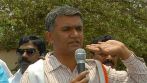 Davanagere District will get Jaladhare scheme by next year : Krishan Byre gowda
