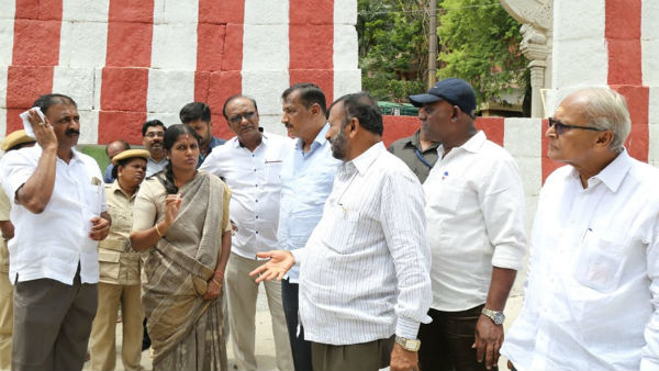 Muthuraj junction underpass will be completed by July