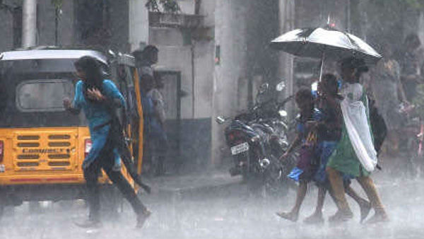 Rainiest Places in India