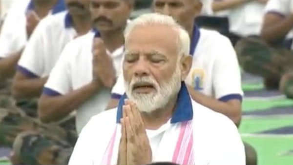 International Yoga Day Live updates, PM Modi and leaders lead events across the country