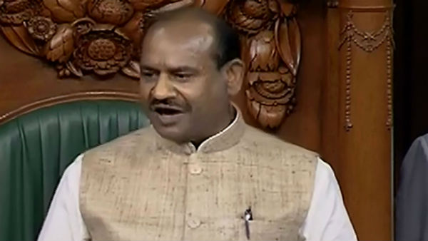 Speaker Om Birla will not allow chanting religious slogans parliament