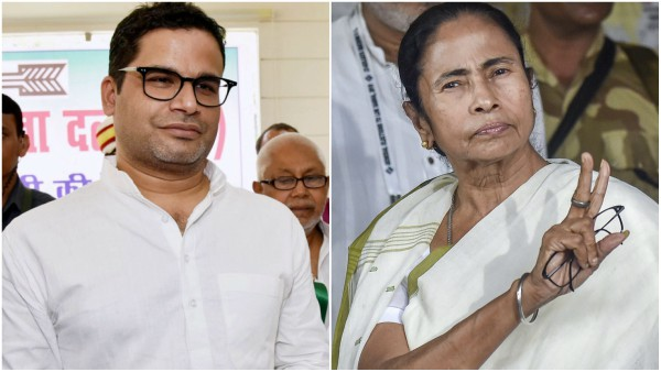 Prashanth Kishore surprises everyone by meeting Mamata Banerjee