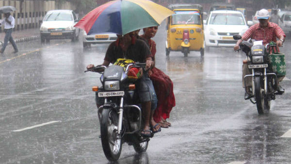Next 8-10 hours rain alert for 4 states in India