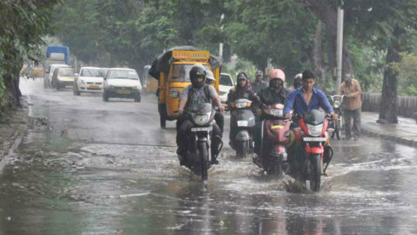Monsoon rain limited to coastal karnataka