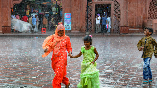 Meghalaya is the rainiest place in India