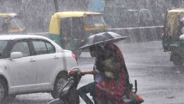 Next 48 hours heavy rain fall in Assam and Meghalaya