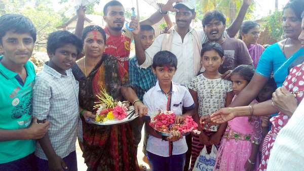 Rituals To Get Monsoon Rain In Villages