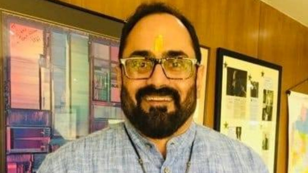Bjp mp Rajeev chandrasekhar claims victory over steel bridge project