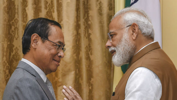 CJI Ranjan Gogoi writes to PM Modi to remove Allahabad HC judge