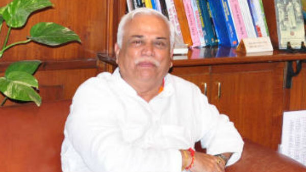 state government is safe why you are worried asked RV Deshpande