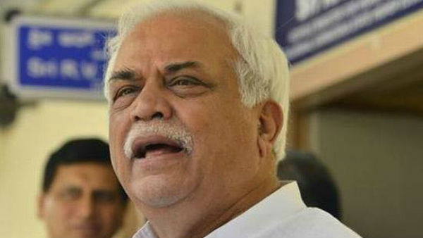 shoot tree thieves if needed minister rv deshpande