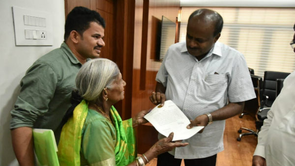 CM responds Salumarada Thimmakkas request about trees