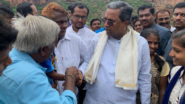 Congress party workers should be ready for election: Siddaramaiah
