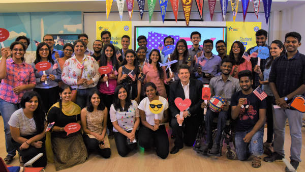 Student Visa Day: Celebrating Educational Exchange between the United States and India