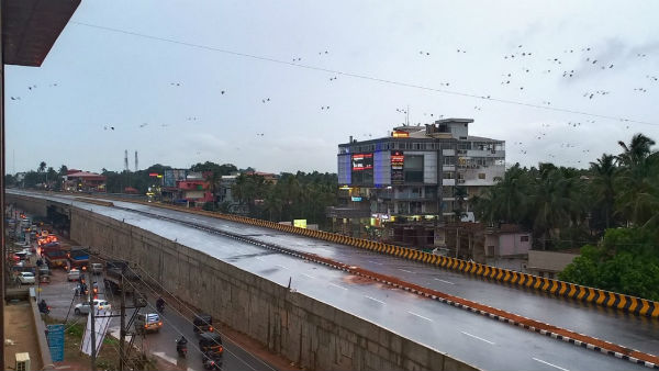 Thokkottu flyover inaugurated by MP Nalin Kumar Kateel today