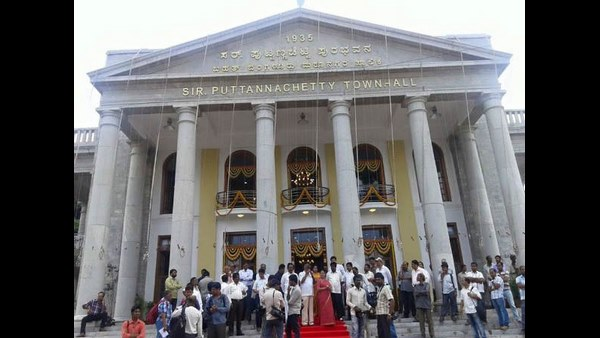 BBMP floated tender five years later for Town hall