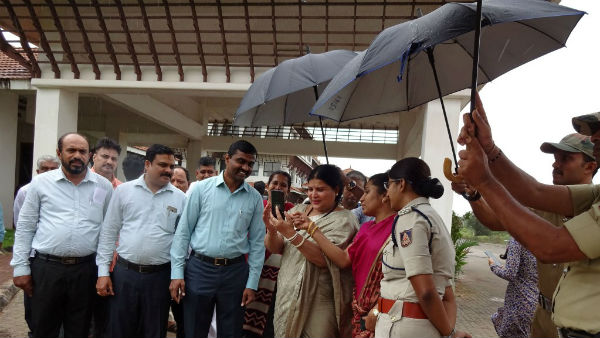 Udupi help App launched to help emergency in rain