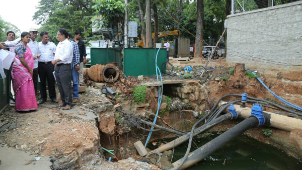BBMP Mayor instructed to expedite the signal free corridor