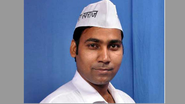 Delhi court sentences AAP MLA to 3 months in jail for obstructing polling process