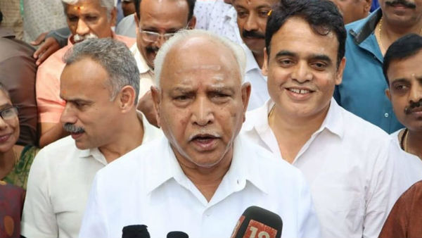 BS Yeddyurappa to continue as BJP President till November