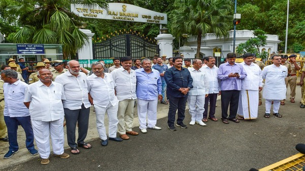We do not attend confidence vote proceedings: Dissident MLAs