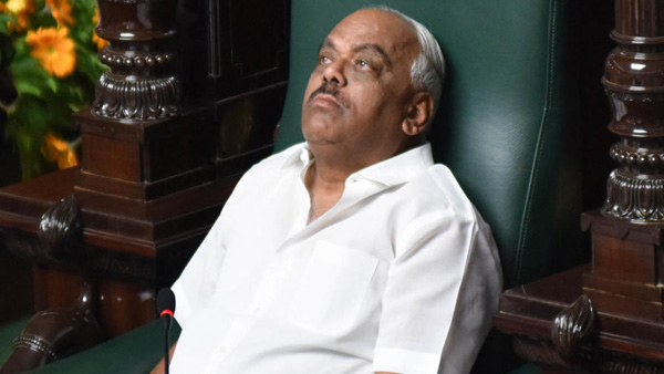Please allow me to my work, Spekaer Ramesh Kumar requested in the Karnataka assembly