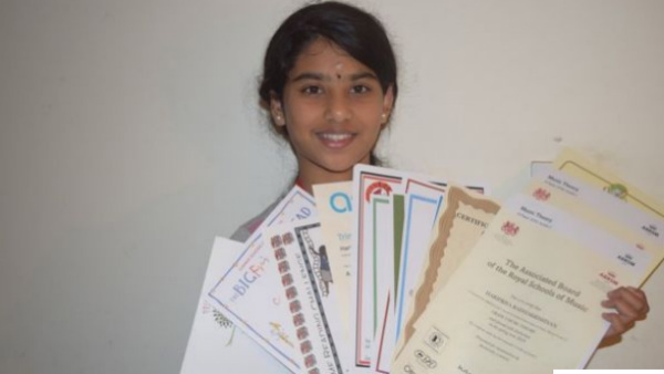 This 11 year old Tamil girl IQ more than Albert Einstein