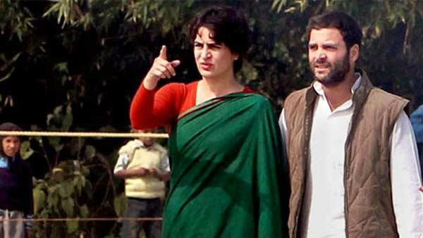 Rahul Gandhi on UP government stopping Priyanka Gandhi