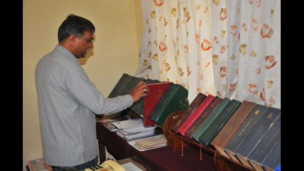 Archaeological Research Institute of Mysuru decided to digitalise Manuscripts
