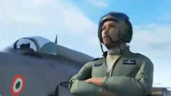 India Air Force releases teaser of Abhinandan video game