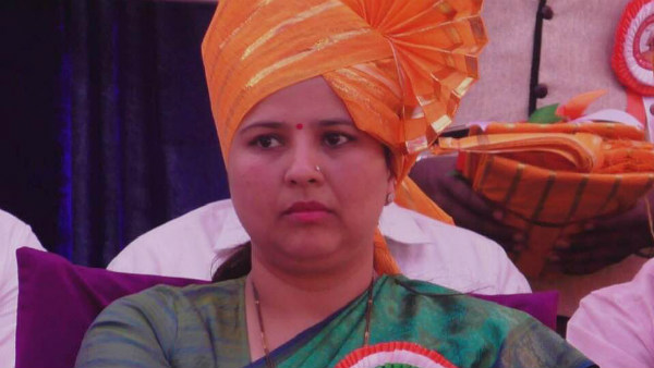 Khanapur Congress MLA Anjali Nimbalkar may join BJP
