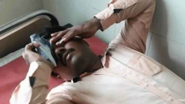 BJP city council member assaulted heath officer in Udupi