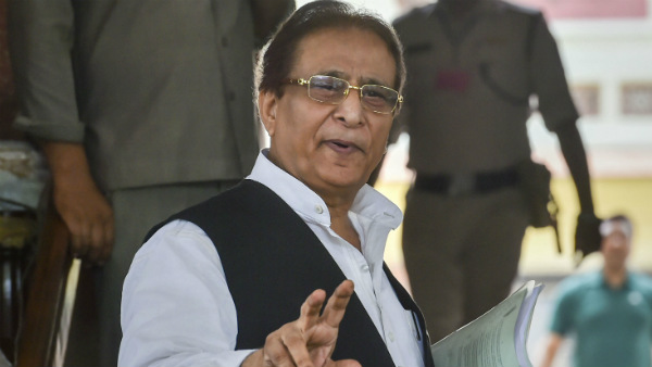 Azam Khan Apologises For His Controversial Remark Against Rama Devi