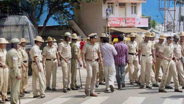 144 section imposed in Bengaluru city for 48 hours