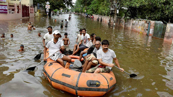 Flood wreaks havoc in Bihar