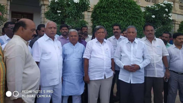 BJP will welcome speaker decision says Yeddyurappa