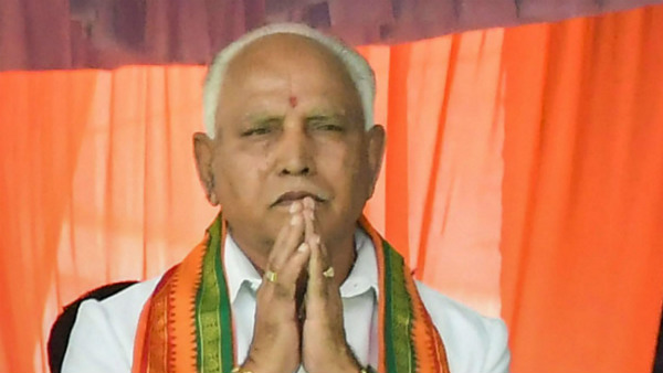 Special Pooja, havan at bookanakere for BS Yeddyurappa