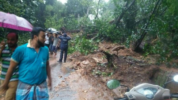 Heavy rain wreaks havoc in Chikkamagaluru