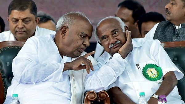 I will worship Deve Gowda every day: dissident MLA H Vishwanath