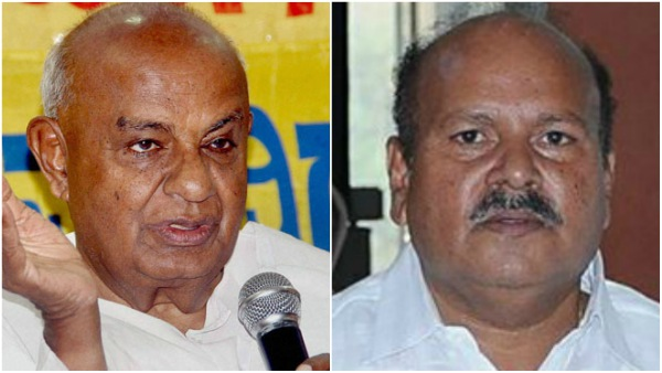 HD Deve Gowda will announce JDS state president today