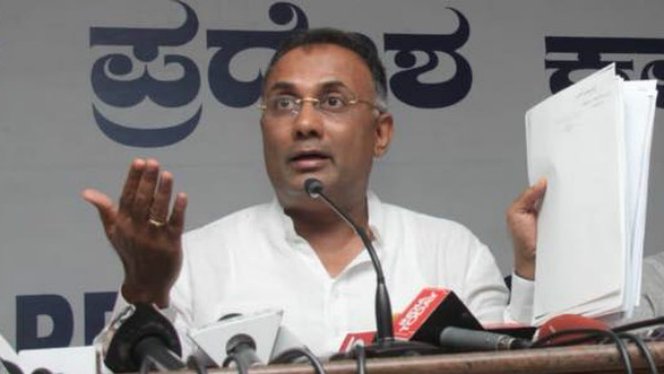 Ready for floor test says KPCC chief Dinesh Gundu Rao