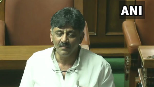 I was a prison minister and ready to go jail: DK Shivakumar