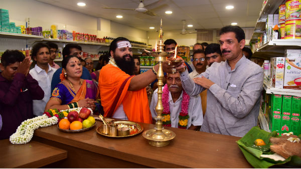 anand guruji suggested to use natural products