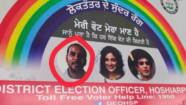 Punjab election commission puts Nirbhaya rape convict photo in its awareness banner