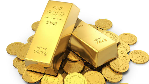 Gold Prices Jump By 930 Rupees On Strong Global Cues