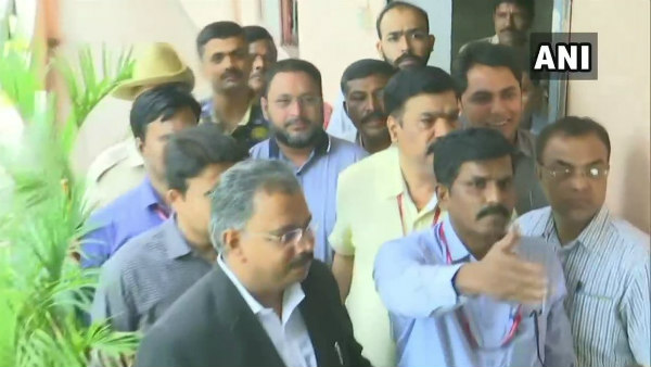 Mansoor khan appeared before Special PMLA court