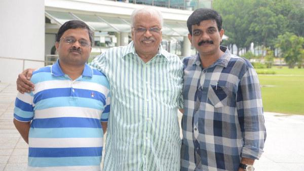 Hs Venkatesh Murthy 75 The Legendary Kannada Poet
