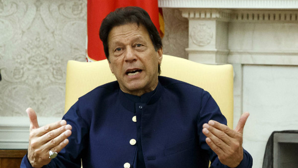 Imran Khan said, We still have 30,000 to 40,000 terrorists
