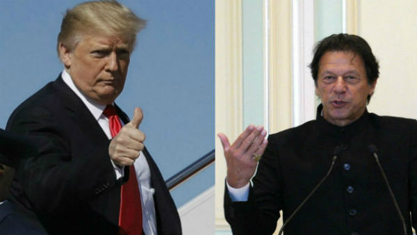 Ahead Imran Khans visit to US, America says Aid to Pakistan suspended